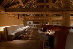 2014 Restaurant & Bar Design Award Winners Jouin-Manku architectes d'intérieur.