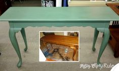 "A Collection of ""Before & After"" Furniture Pieces / artsychicksrule.com #chalkpaint"