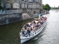 Berlin - A Trip on the Spree, Germany (Photo by Sabine Fritsch)