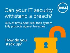 Is your IT security leaving your company vulnerable? 1,440 interviews later, we have some surprising answers. See the article: http://techpageone.dell.com/technology/security-it/video-get-ahead-security-threats/ and dive into the detailed report: http://www.dell.com/learn/us/en/555/business~large-business~en/documents~vanson_bourne_security_whitepaper.pdf