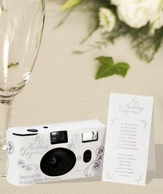 If you're on a tight budget, you can leave disposable wedding cameras on each table and have your guests take pictures. http://memorablewedding.blogspot.com/2013/10/ideas-for-planning-outdoor-wedding.html