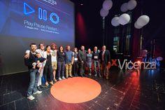 Tocca i link nell'immagine per vedere i talks di TEDxVicenza 2016