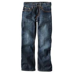 Helix™ Slim Bootcut Jeans - Boys 8-20