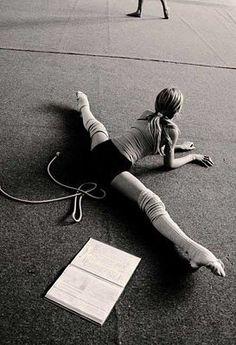 I love Ballet. I feel it embodies beauty.