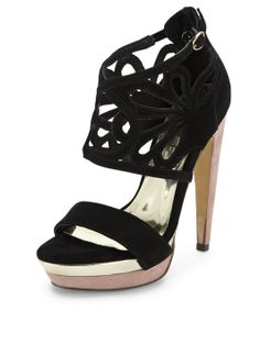 Shop at Ireland's largest online department store for all of the latest fashion, gadgets and homewear with FREE delivery and FREE returns on your orders. Very High Heels, Kids Fashion, Womens Fashion, Suede Sandals, Peep Toe, Lady, Awesome Shoes, Shopping, Stilettos