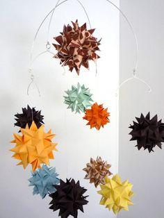 origami mobile