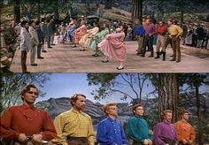 Seven Brides for Seven Brothers is one of the BEST musicals of ALL TIME!!!