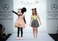 Mercedes Benz, Disney Cast Member, Magnolia, Minnie Mouse, Pink, Fashion Trends, Dresses, Costume Dress, Business Casual