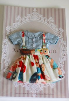 update! Ran' dress | RanRan-blythe | Flickr