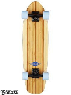 SIMS NATURAL BAMBOO CRUISER COMPLETE