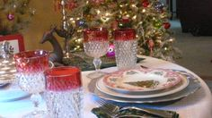 Merry & Bright 2013 - Christmas Tablescape