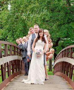 Wedding party http://www.planningwedding.net/