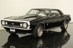 1967 Chevrolet Camaro SS350 Sport Coupe, 350ci V8, 4speed, PB, PS, Cowl Hood