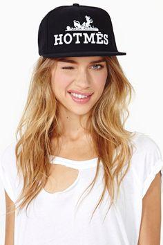 Hotmes Cap...most def need this #nastygal #hotmess