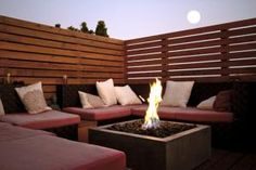 Forget the primeval campfire, and say hello to a modern experience of sitting around an open fire with family and friends. Paloform's collection of fire pit designs offer sculptural shapes in simple vessels for contemporary settings. Here are seven ways to incorporate one in your backyard.