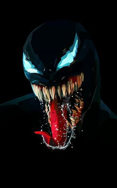 All the Marvel and Spiderman fans are eagerly waiting for the release of the Venom movie. Venom's trailer already making fans crazy and, not to forget Funny Venom Memes. We should not expect Venom to fight Thanos Marvel Avengers, Marvel Comics, Marvel Venom, Marvel Art, Marvel Heroes, Venom Comics, Marvel Films, Superheroes Wallpaper, Avengers Wallpaper