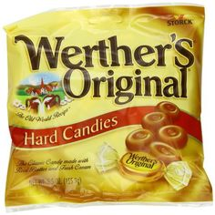 Werther's Original Hard Candies, 5.5-Ounce Bags (Pack of 12) - http://bestchocolateshop.com/werthers-original-hard-candies-5-5-ounce-bags-pack-of-12/