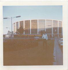 Detroit-Cobo Center 1960 Pilotto Vittorio