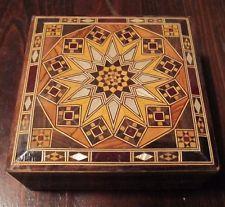 Syrian Mosaic Jewelry Box - Google Search