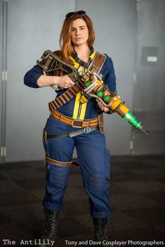 Fallout: The Lone Wanderer by TheAnti-Lily.deviantart.com on @DeviantArt