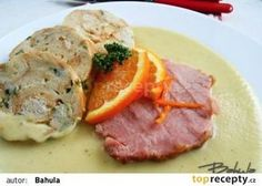 Celerová omáčka recept - TopRecepty.cz Mashed Potatoes, Steak, Pork, Food And Drink, Beef, Ethnic Recipes, Mascarpone, Cooking, Whipped Potatoes