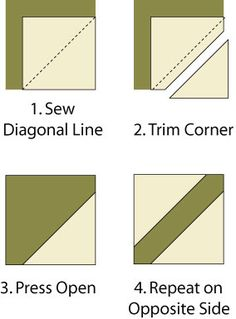 Learn How to Make Patchwork Maple Leaf Quilt Blocks - Sew a Quilt from an All-Time Favorite Design, Maple Leaf: Make Stems for the Maple Leaf Quilt - Quilt Square Patterns, Quilt Block Patterns, Pattern Blocks, Square Quilt, Hexagon Quilting, Triangle Quilts, Beginner Quilt Patterns, Canvas Patterns, Quilting Tips