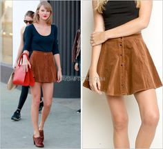The original Taylor Swift fashion blog Taylor Swift Style Questions Site Navigation for mobile users...