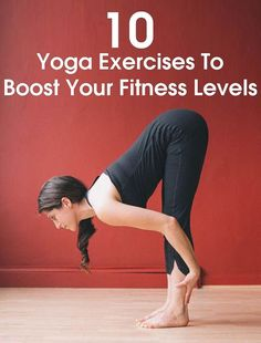 Here are ten such easy yoga asanas that you can practice for improving and stabilizing your fitness levels