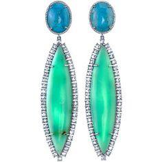 boucheron turquoise clover necklace - Recherche Google