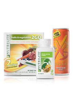 117345 - XS® / Nutrilite® Summertime Boost Special Offer
