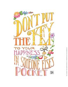"""Key to Happiness"" Fine Print – Mary Engelbreit Studios"