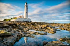 St. Mary's Lighthouse by J. Uriarte on 500px