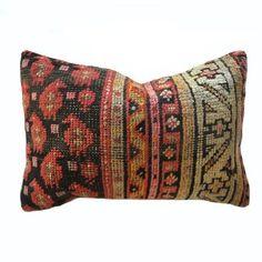 bohemianhomes:  Bohemian Homes: Kilim Cushion