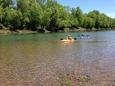 Cumberland river 2013