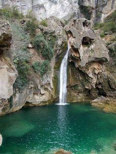 #waterfalls in Southern Spain, Sierra de Cazorla