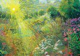 Light: corinne randall Plants, Painting, Art, Craft Art, Painting Art, Kunst, Flora, Paint, Draw
