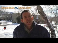 Steamboat Springs Real Estate Video Blog #steamboatsprings #realestate #steamboatsmyhome #mountainliving