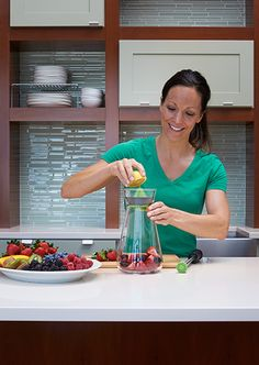 Zing54 Fruit Infuser Carafe Z54 How to use 3