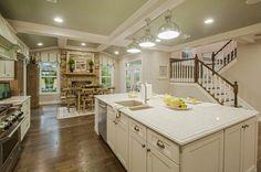 Fischer Homes - Marshall Model Kitchen