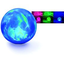 Walmart: Creative Motion Supernova Color Changing Sphere Lamp