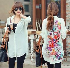 new 2015 retro loose long-sleeves chiffon shirts plus size casual Women income blouses floral printed Vintage tops free shipping - http://www.aliexpress.com/item/new-2015-retro-loose-long-sleeves-chiffon-shirts-plus-size-casual-Women-income-blouses-floral-printed-Vintage-tops-free-shipping/32347032887.html