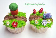 garden cupcake - Pesquisa Google