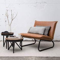 """165 Likes, 8 Comments - De Troubadour Interieurs (@detroubadourinterieurs) on Instagram: """"Een van onze favoriete fauteuils is sinds kort ook in de kleur cognac verkrijgbaar. Wat vinden…"""""""