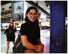 ploy  #siam #bangkok #bkk #thailand #fashionpic #fashion #snap #picture #タイ #バンコク #ファッション #スナップ #ファッションスナップ #古着 #emotionbkk
