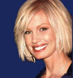 Medium celebrity hair styles image 53. Think i might go with this hair color soon since my cut is already like this!!!