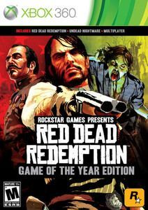 Red Dead Redemption Game of the Year Edition - Xbox 360 Game