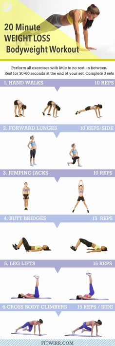 20 Minute Full Body Workout For Weight Loss weight loss exercise weight loss ideas weight loss tips fat burning fat burning ideas fat loss ideas fat loss tips fat burning exercises fat loss exercises
