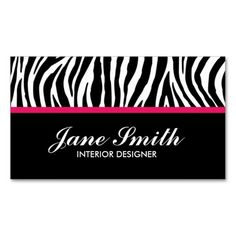 Zebra print cupcake bakery pink elegant lace business card zebra zebra print modern elegant stylish classy business card reheart Choice Image