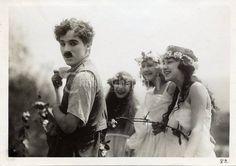 Charlie Chaplin : A selection of Chaplin photographs
