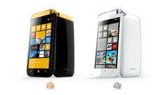 WP8 device concept (2012) by Jet Ong, via Behance